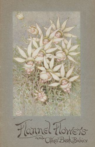 Flannel Flowers and Other Bush Babies - May Gibbs
