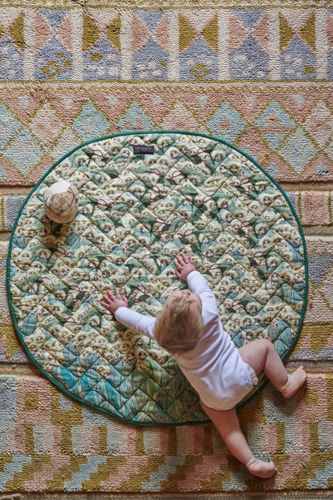May Gibbs x Kip & Co limited edition collection - Peek-a boo Playmat
