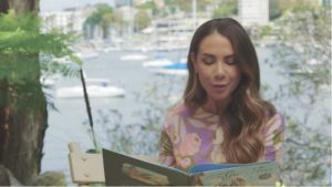 Kate Ritchie reads Tales From the Gum Tree