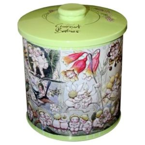 May Gibbs Gumnut Babies Shortbread Tin