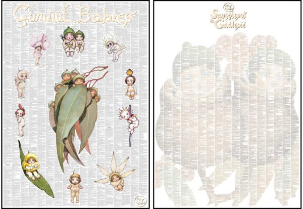 Spineless Classics Release May Gibbs Art Prints