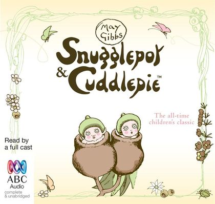 Snugglepot and Cuddlepie Audio Book CD