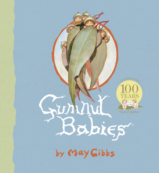 Book of Gumnut Babies by May Gibbs