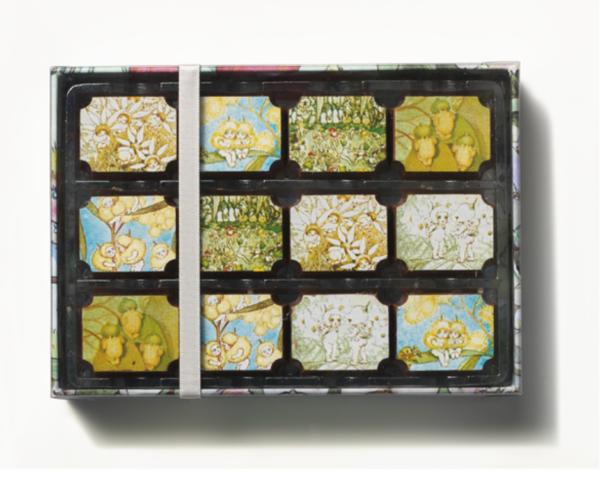 May Gibbs Twelve Chocolate Box Plain