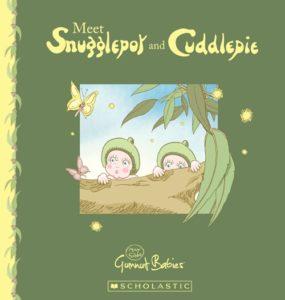 Meet snugglepot and cuddlepie gumnut babies book