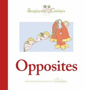 Snugglepot and Cuddlepie Present Opposites board book