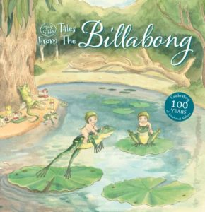 Tales from the Billabong hardback book