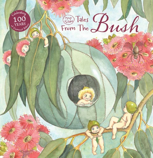 Tales from the Bush hardback book