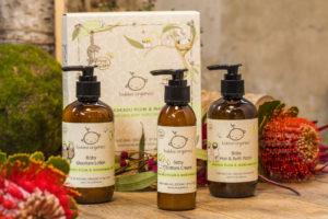 May Gibbs Bubba Organics Australian Kakadu Plum and Marshmallow Premium Baby Skincare Range
