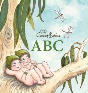 May Gibbs Gumnut Babies ABC Board Book