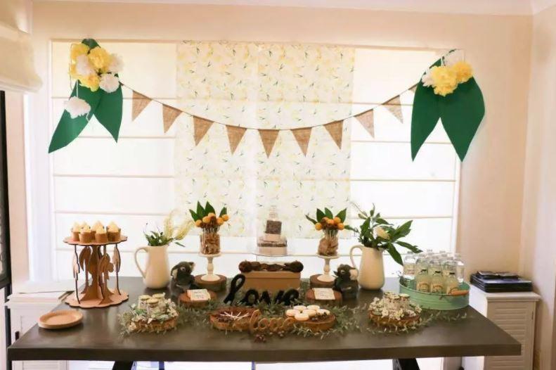 Gorgeous Gumnut Baby Inspired Birthday Party Ideas!