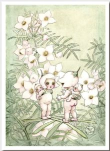 Mothers Day Gift Card - May Gibbs