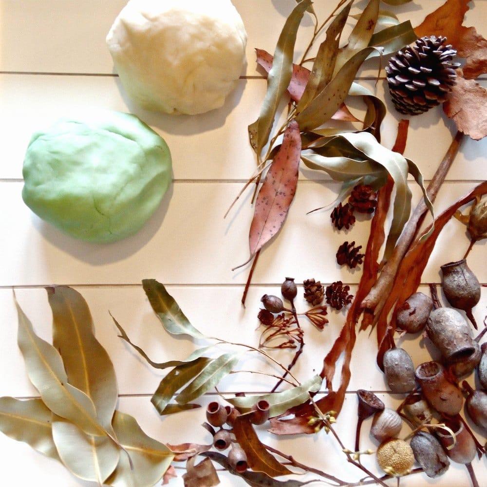 play dough craft materials