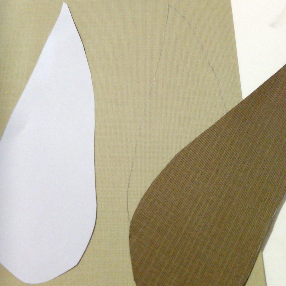 sydney vivid festival craft paper leaves