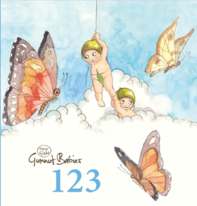 Gumnut Babies 123 Board Book