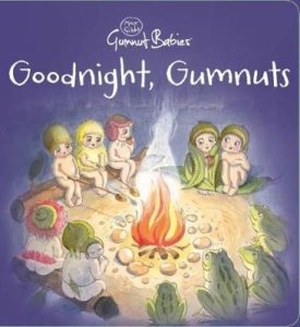 May Gibbs Gumnut Babies Goodnight Gumnuts Board Book