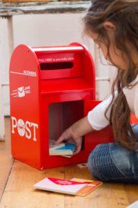 Make Me Iconic toy post box