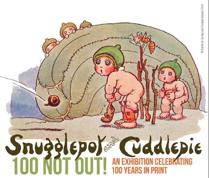 May Gibbs' Snugglepot and Cuddlepie, 100 Not Out Exhibition