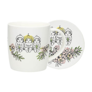 May Gibbs by Ecology Teatree Mug & Coaster
