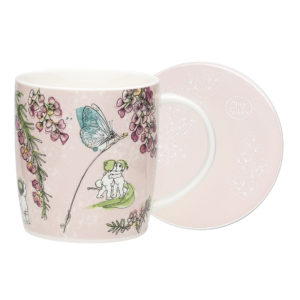 May Gibbs by Ecology Riverbank Mug & Coaster