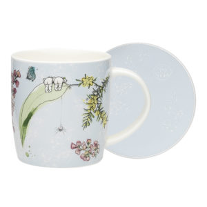 May Gibbs by Ecology Boronia Mug & Coaster