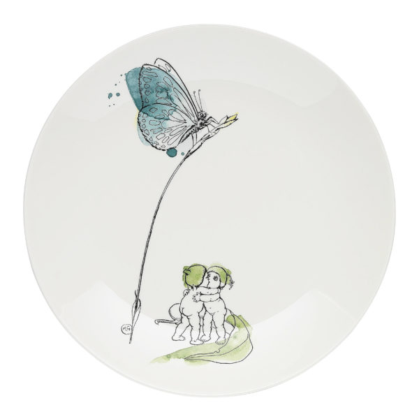 May Gibbs by Ecology Butterfly Side Plate