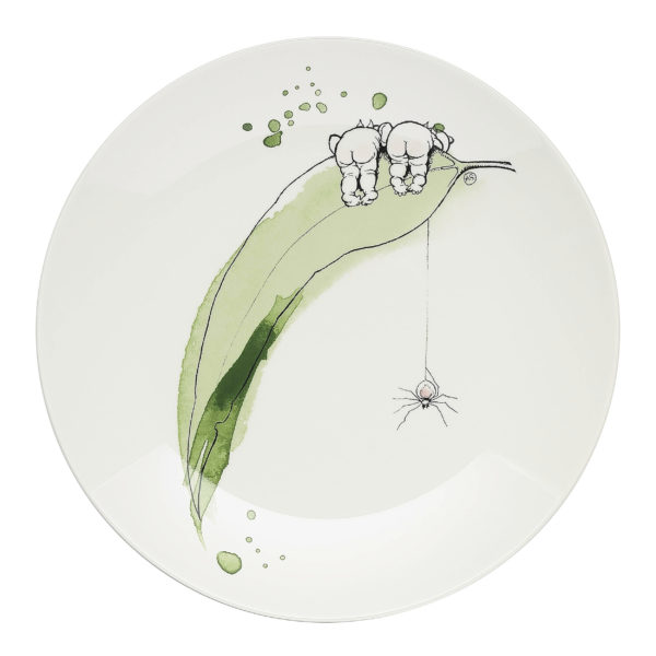 May Gibbs by Ecology Gumnut Side Plate