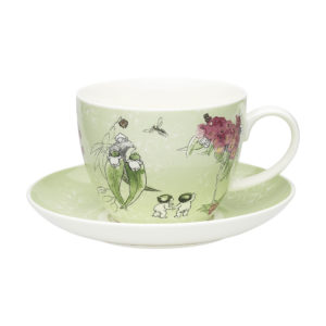 May Gibbs by Ecology Gumnut Cup & Saucer
