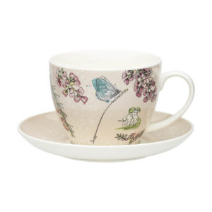 May Gibbs by Ecology Riverbank Cup & Saucer