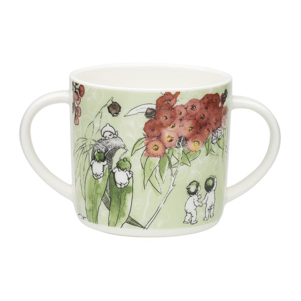 May Gibbs by Ecology Gumnut Children's Double Handled Mug