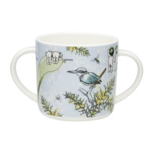 May Gibbs by Ecology Wattle Children's Double Handled Mug