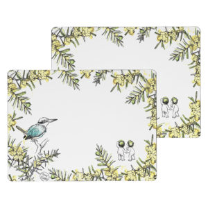May Gibbs by Ecology Wattle Placemats