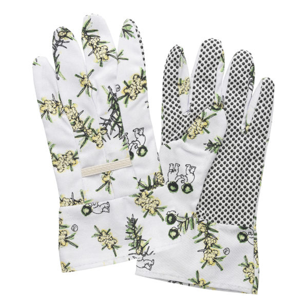 May Gibbs by Ecology Wattle Gardening Gloves