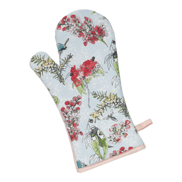 May Gibbs by Ecology Blossom Oven Glove