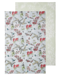May Gibbs by Ecology Blossom Tea Towel Set