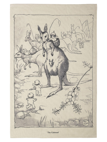 May Gibbs by Ecology Limited Edition Tea Towel - The Cabstand