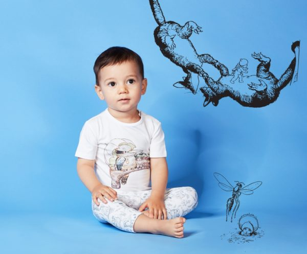 Frankie Tee Gumnut Babies & Luna Leggings Kookaburra