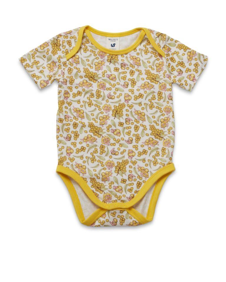 May-Gibbs-Wren-Onesie_Wattle-Babies_front