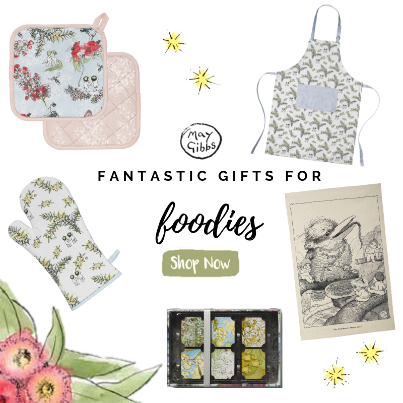Fantastic gifts for Foodies