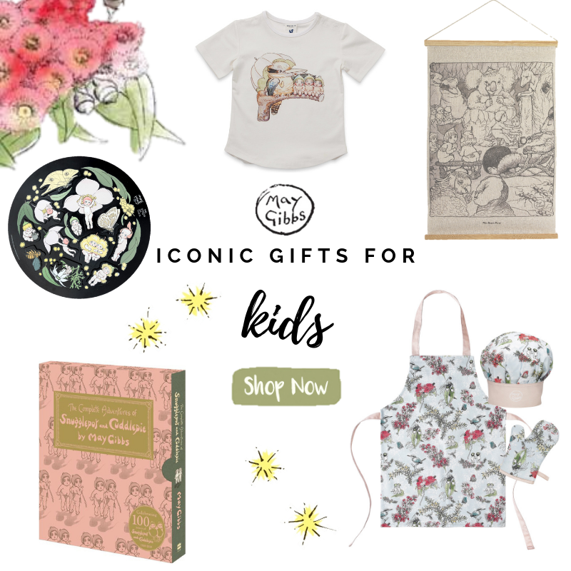 Iconic gifts for Kids