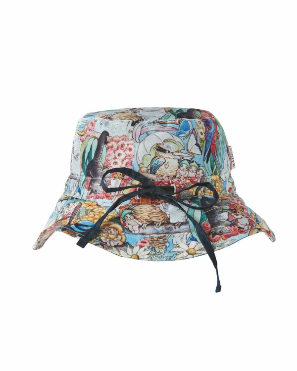 May Gibbs x Walnut Melbourne Sunny Sunhat Storytime