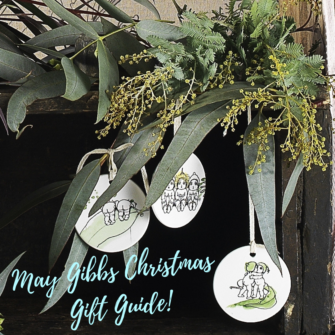 May Gibbs Christmas Gift Guide
