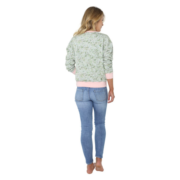 MAY GIBBS X KIP&CO PETALS ADULT SWEATER