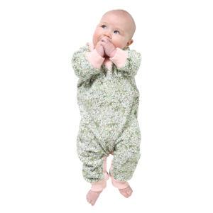 MAY GIBBS X KIP&CO PETALS BABY ROMPER