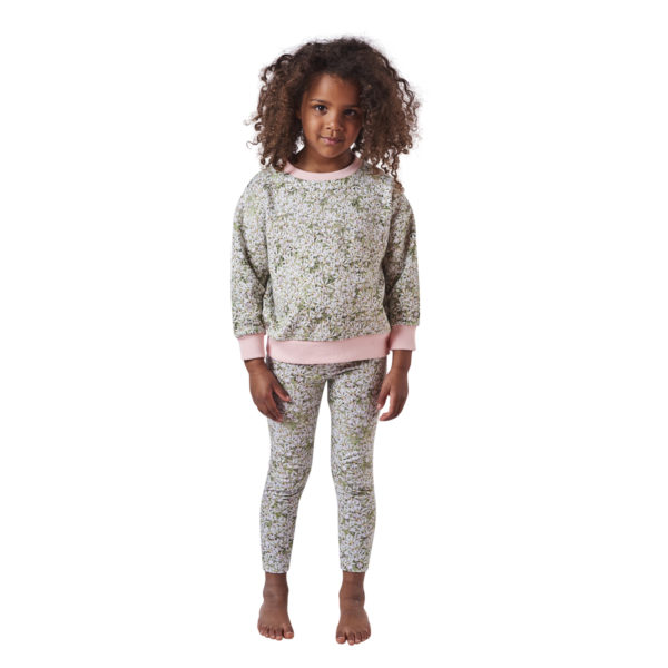 MAY GIBBS X KIP&CO PETALS SWEATER & LEGGINGS