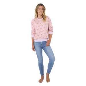 MAY GIBBS X KIP&CO PRETTY LADY ADULT SWEATER