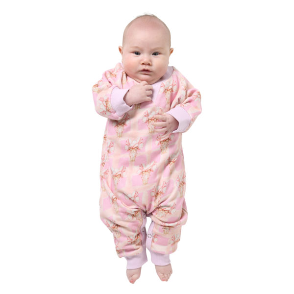 MAY GIBBS X KIP&CO PRETTY LADY BABY ROMPER