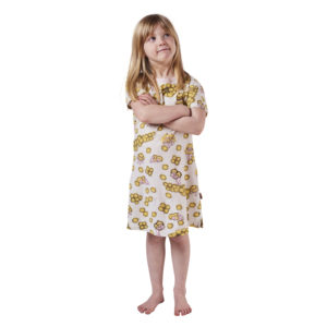MAY GIBBS X KIP&CO WATTLE BABIES SS TSHIRT NIGHTIE