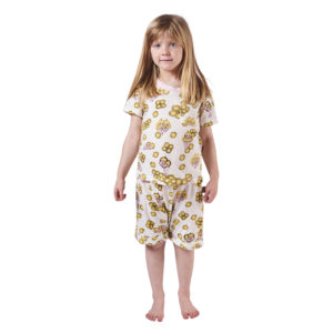 MAY GIBBS X KIP&CO WATTLE BABIES SS TSHIRT AND SHORTS