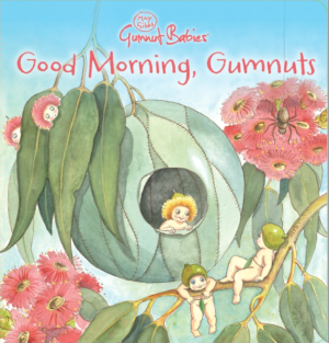Good Morning, Gumuts Board Book